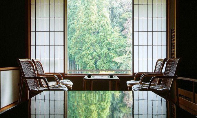 城崎温泉の客室