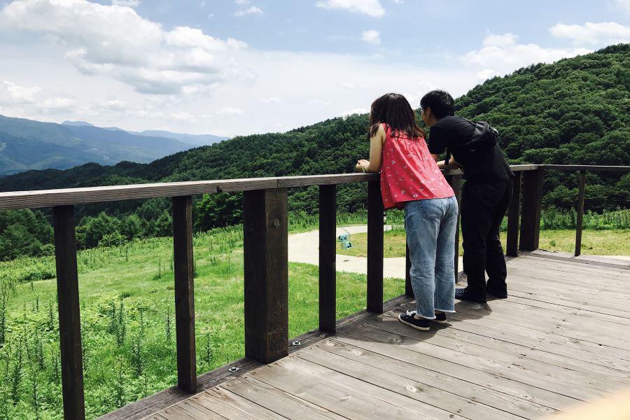 群馬県でリゾートバイト
