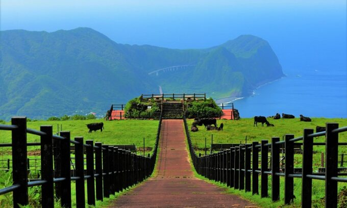 八丈島リゾートバイト