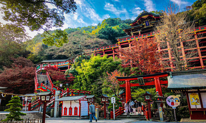 祐徳稲荷神社