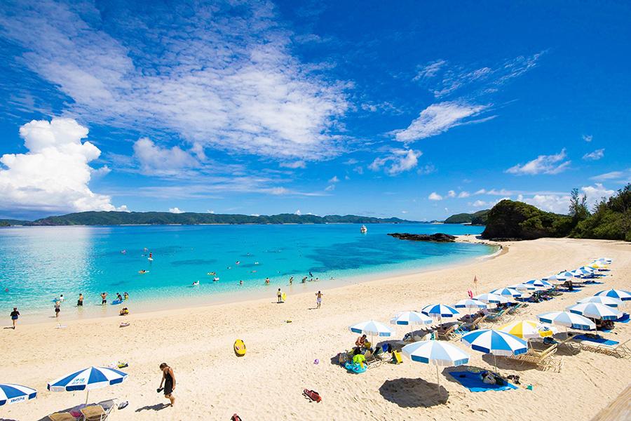 沖縄リゾバ_座間味島