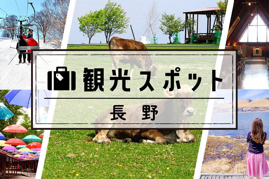 長野県の階層ページ